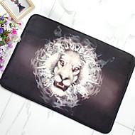 創造的なライオンのパターン滑り止めフロアマット