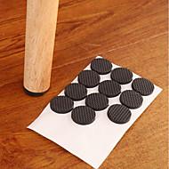 4 stk stol bord skrivebord fot ben beskytter klebrig mat pute