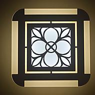 billige Vegglamper-Vegglampe Omgivelseslys 16W 220V Integrert LED Moderne / Nutidig
