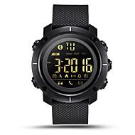 tanie Inteligentne zegarki-Inteligentny zegarek LEMFO LF19 na iOS / Android / iPhone Spalone kalorie / Rejestr ćwiczeń / Krokomierze / Informacje / Kontrola APP Czasomierz / Stoper / Krokomierz / Rejestrator aktywności