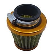 44mm vysoký výkonový vzduchový filtr pro 150cc motocyklu na silnici motocyklu 200cc
