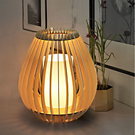 billige Lamper-Rustikk / Hytte Kunstnerisk Enkel Land Traditionel / Klassisk Mini Stil Øyebeskyttelse Bordlampe Til Tre / Bambus 220V