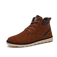 メンズ 靴 秋 コンフォートシューズ ボート用シューズ のために カジュアル ブラック Brown ブルー