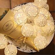 10 led 1.5m estrela luz plug à prova de água exterior natal feriado decoração luz led luz de corda
