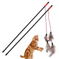 Katze Katzenspielzeug Haustier Spielzeug interaktive Teaser Dekompression Spielzeug Kunststoff für Haustiere