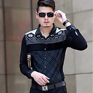 Majica Muškarci - Vintage Geometrijski oblici