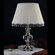 billige Lamper-Krystall Krystall Bordlampe Til Krystall 220-240V Kakifarget