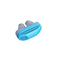 1ks spací pomůcka proti chrápání zastávka nos broušení vzduchu čistý filtr čisticí přístroj zařízení zdravotní péče barva náhodná
