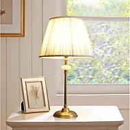 billige Lamper-metallic Øyebeskyttelse Bordlampe Til Soverom Metall 220V Hvit