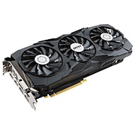 MSI Video Graphics Card GTX1080Ti 1531/1645MHzMHz11GB/352 bit GDDR5