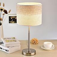 billige Lamper-Enkel Justerbar Bordlampe Til Soverom Metall 220V Mørkegul