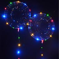 LED osvětlení Koule z LED světla Prázdninový Narozeniny Svítí ve tmě Nový design Dětské Dospělé Hračky Dárek 1 pcs