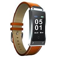 tanie Inteligentne zegarki-Inteligentne Bransoletka Bluetooth Spalone kalorie Krokomierze Czuj dotyku Kontrola APP Pulse Tracker Krokomierz Rejestrator aktywności