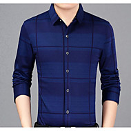Men's Chinoiserie Cotton Shirt Print