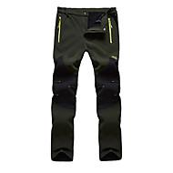 ieftine -Bărbați Pantaloni de Schi Impermeabil Keep Warm Rezistent la Vânt Anti-static Schiat Sporturi de Iarnă Nailon