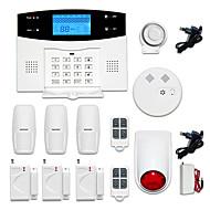 billige Tyverialarmsystemer-433MHz Trådløst Tastatur SMS Telefon 433MHz GSM TELEFON