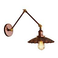hesapli Kol Işıklar Salıncak-Duvar ışığı Ortam Işığı 120W 110-120V 220-240V E26/E27 Retro/Vintage Geleneksel/Klasik Ülke