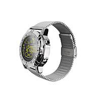 Chytré hodinky Zobrazení času Voděodolné Spálené kalorie Krokoměry Sledování vzdálenosti Záznamník zpráv Záznamník hovorů Krokoměr