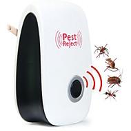 baratos Acessórios de Limpeza de Cozinha-ultra-sônico eletrônico indoor anti mosquito rato ratinho repelente controle de pragas