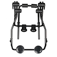 cheap Bike Accessories-Bike Trunk Mount Rack Cycling Portable 3-Bike Easy to Install Lightweight PC Nylon Carbon Steel