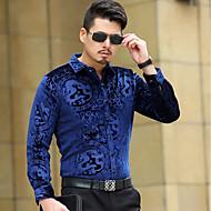 Majica Muškarci - Vintage Vikend Jednobojni Slim