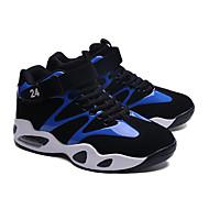 お買い得  大きいサイズ/小さいサイズ 靴-男性用 靴 化繊 秋 / 冬 コンフォートシューズ アスレチック・シューズ バスケットボール ブラック / レッド / ブルー