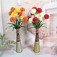 billige Kunstig Blomst-Kunstige blomster 1 Afdeling pastorale stil / Moderne Krysantemum Bordblomst