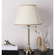 billige Lamper-Moderne / Nutidig Øyebeskyttelse Bordlampe Til Soverom Leserom/Kontor Metall 220V Hvit
