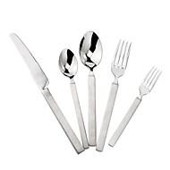 cheap Dinnerware-5pcs Stainless Steel SetforDinnerware 22.3*2;15*3.2;19*2.6;15*2;18.7*4