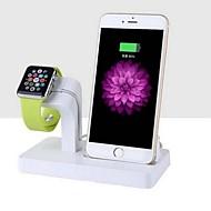 Apple Watch Stativ med adapter ABS Skrivebord