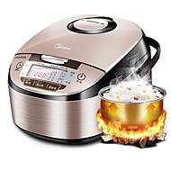 Χαμηλού Κόστους Ξεπούλημα-Ποτ πολλαπλών χρήσεων Ανοξείδωτο Ατσάλι Βραστήρες Ρυζιού 220-240 V 500 W Συσκευή κουζίνας
