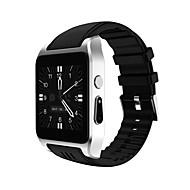 tanie Inteligentne zegarki-Inteligentny zegarek X86 na Android 4.3 / iOS Wodoodporne / Storage Memory Krokomierz / Pilot / Rejestrator aktywności fizycznej / 512 MB / 150-200