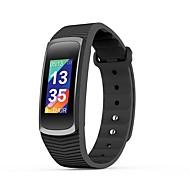 tanie Inteligentne zegarki-Bluetooth Spalone kalorie Krokomierze Czuj dotyku Obsługa aplikacji stworzonych przez innych producentów Pulse Tracker Krokomierz