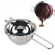 billige Bakeredskap-Bake & Mørdeigs Verktøy For Godteri Til Småkaker Til Kake Til Sjokolade Sjokolade Japansk Rustfritt Stål GDS Høsttakkefest Bursdag