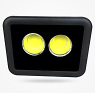 tanie Naświetlacze-1 pc 100 w oświetlenie zewnętrzne lampy kwadratowe boisko do koszykówki oświetlenie reklama wodoodporna ac85-265v