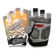 levne Cyklistické rukavice-Akvitita a sport Cyklistické rukavice Rychleschnoucí Nositelný Prodyšné Odolný proti opotřebení Anti-skluzování Vysokou prodyšnost (>