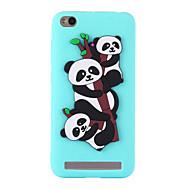 billiga Mobil cases & Skärmskydd-fodral Till Xiaomi Redmi 5A Redmi 4a Mönster Skal Panda Mjukt TPU för Redmi Note 5A Redmi 5A Xiaomi Redmi 4A