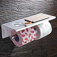 トイレットペーパーホルダー 近代の ステンレス鋼 1枚 - ホテルバス