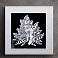 billige Innrammet kunst-Abstrakt Olje Maleri Veggkunst, Tre Materiale med ramme For Hjem Dekor Rammekunst Innendørs