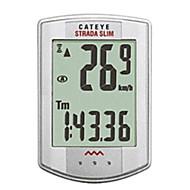 billige Sykkelcomputere og -elektronikk-CatEye® CC-RD310W Sykkelcomputer Bærbar Ultra Lett (UL) Holdbar Av - Gjennomsnittlig Hastighet Maks- Maksimal Hastighet Veisykling