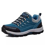 baratos Sapatos Masculinos-Homens sapatos Camurça Primavera Verão Outono Conforto para Atlético Cinzento Verde Tropa Azul Real