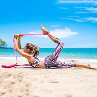 tanie Inne akcesoria fitness-Gumy do ćwiczeń Ramiączka jogi Joga Fitness Siłownia Nylon Sport Outdoor Joga
