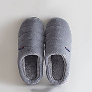 tanie Pantofle-Flip-Flop Pantofle mokasyny Pantofle damskie Poliester Poliester