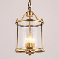ieftine Spoturi de Iluminat-Tradițional/Clasic Modern/Contemporan Stil Minimalist Candelabre Iluminare verticală Pentru Dormitor Sufragerie 110-120V 220-240V Becul