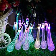 お買い得  LEDライトストリップ-GMY® 6m ストリングライト 30 LED 6Mストリングライト マルチカラー 装飾用 <5 V 1セット / IP65