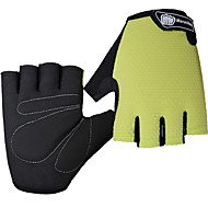 cheap -Sports Gloves Bike Gloves / Cycling Gloves Sports Gloves Wearable Breathable Anti-Shock Skidproof Fingerless Gloves Lycra Road Cycling