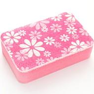 cheap Kitchen Cleaning Supplies-High Quality 1pc Microfiber Sponge Fiber Sponge & Scouring Pad, 11*7