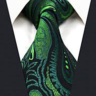 עניבת צווארון - פרחוני / פייסלי / סרוג עבודה / בסיסי בגדי ריקוד גברים