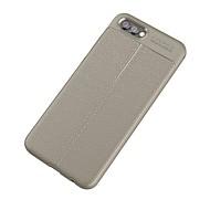 billiga Mobil cases & Skärmskydd-fodral Till Huawei Honor View 10(Honor V10) Honor V9 Play Ultratunt Skal Ensfärgat Mjukt TPU för Huawei Honor View 10 Honor V9 Honor V9