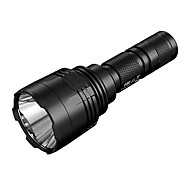cheap -Nitecore P30 LED Flashlights / Torch LED 1000lm 5 Mode Portable / Water Resistant / Water Proof / Impact Resistant Camping / Hiking /